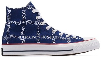 Converse X Jw Anderson x Converse Chuck Taylor high tops