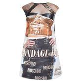 Moschino Bondage Dress