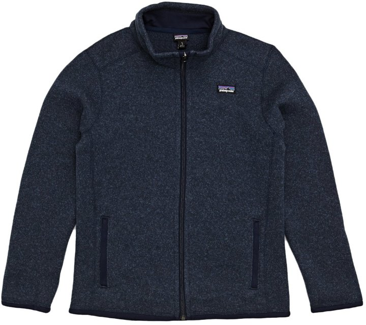 Patagonia Boys%27 Better Sweater Jacket