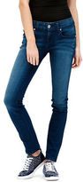 GUESS Women's Sarah Skinny Jeans in Dark Wash