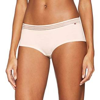 Skiny Women's Sensual Light Pant Boy Short, Ash Grey, (Size: )