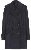 Isabel Marant Karly Wool-blend Coat