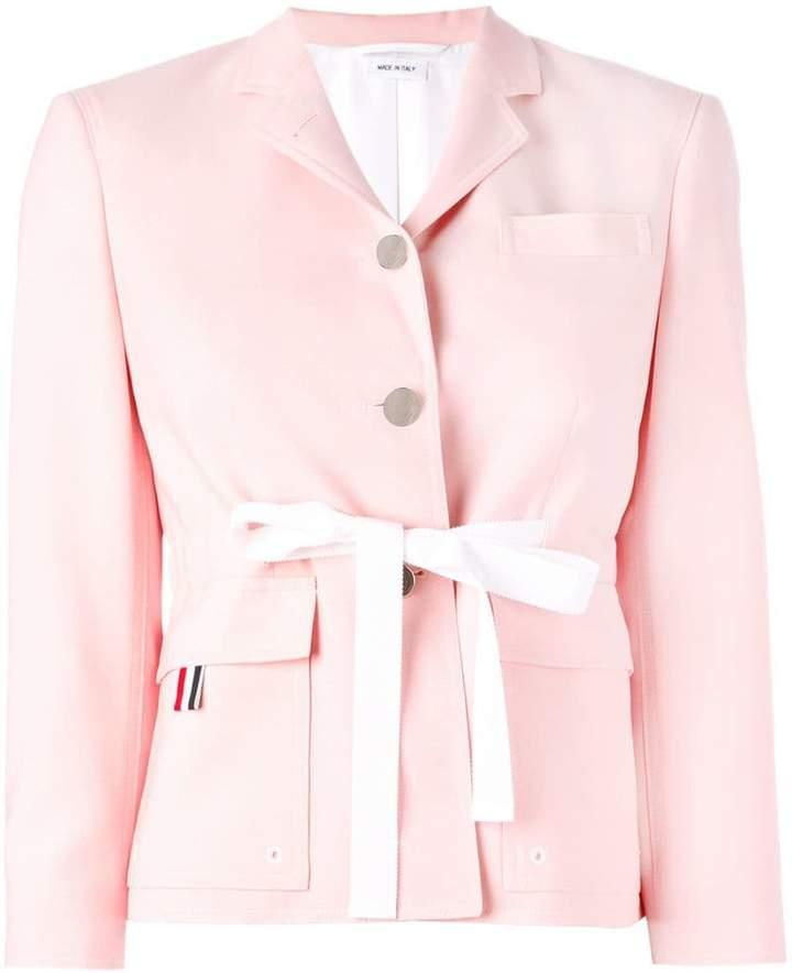 Thom Browne fitted blazer