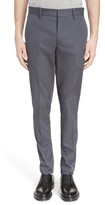Lanvin Men's Ribbon Trim Chinos