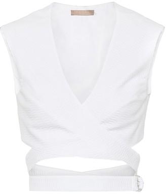 Alaia Cotton top