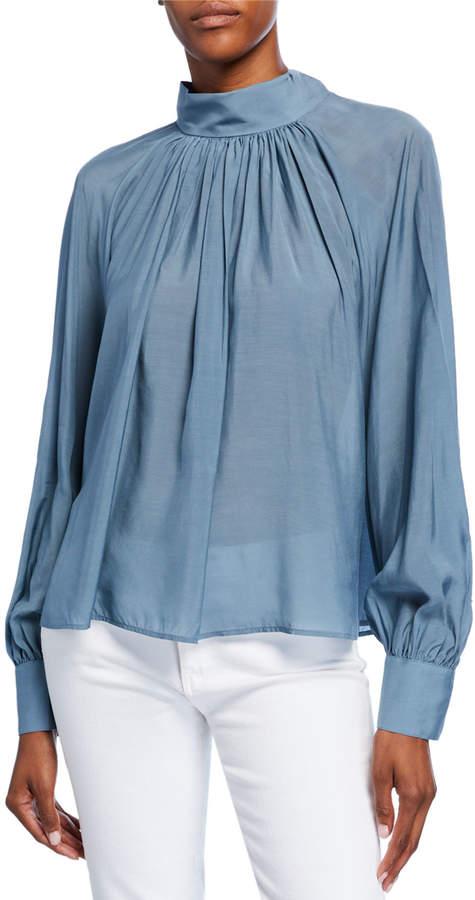 d8c73196e Women's Bow Tie Blouse Long Sleeve - ShopStyle