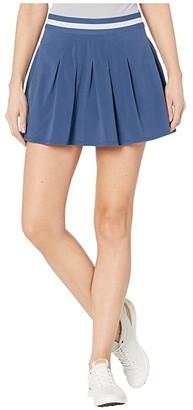 Puma Resort Skirt 14 (Dark Denim) Women's Skirt