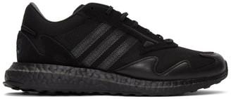 Y-3 Black Rhisu Run Sneakers