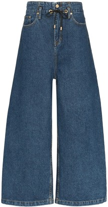 P.E Nation 1998 Wide-Leg Jeans