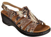 Clarks As Is Leather Lightweight Sandals - Lexi Marigold