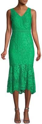 Nanette Nanette Lepore Lace Cocktail Dress