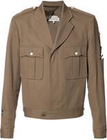 Maison Margiela officer sports jacket