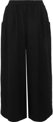 Tome Pleated Crepe Wide-leg Pants