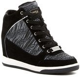 Bebe Cheree Wedge Sneaker