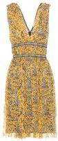Etoile Isabel Marant Isabel Marant, Étoile Balzan printed silk dress