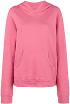 The Elder Statesman Pink Cactus Hoodie - women - Cotton - S