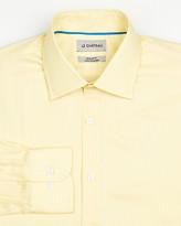 Le Château Tonal Cotton Regular Fit Shirt