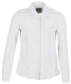 Marc O'Polo TRISSOLON women's Shirt in White