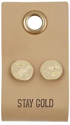Santa Barbara Design Studio Gold Post Earring