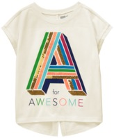 Crazy 8 A For Awesome Tee