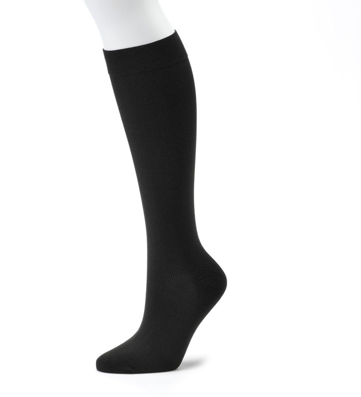 63020b65b98 Ribbing Knee High - ShopStyle