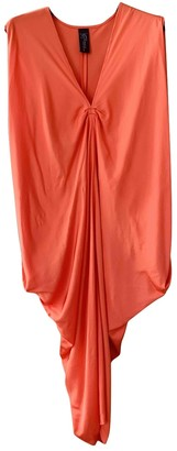 Zero Maria Cornejo Zero+maria Cornejo Red Silk Dress for Women