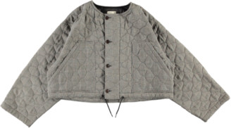 Eat Dust - Nuclear Quilted Jacket - 1