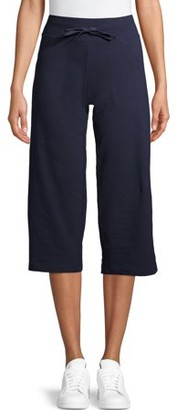Athletic Works Women's Athleisure Relaxed Capri with Pockets