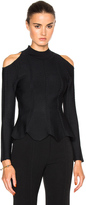Jonathan Simkhai Cold Shoulder Sweater