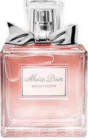 Miss Dior Eau de Toilette Spray, 3.4 oz