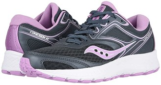 Saucony Versafoam Cohesion 12 (Grey/Teal) Women's Shoes