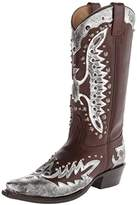 Stetson Women's Eagle Underlay BT Riding Boot