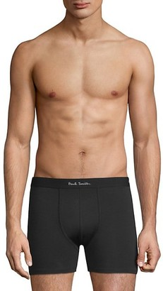 Paul Smith 3-Pack Long-Leg Boxer Briefs