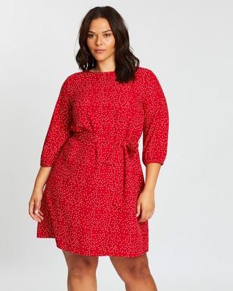 Atmos & Here Jenna Dotty Dress