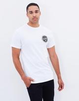 DC Mens Badgeside Short Sleeve T Shirt