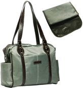 KF Baby SwaNk Diaper Bag, Army , with Changing Pad and kilofly Mini Gift-for-You Card