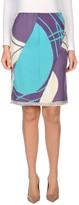 Pianurastudio Knee length skirts