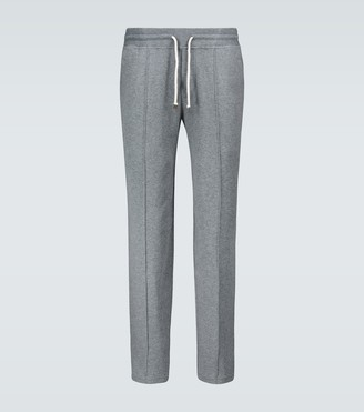 Brunello Cucinelli Knitted trackpants