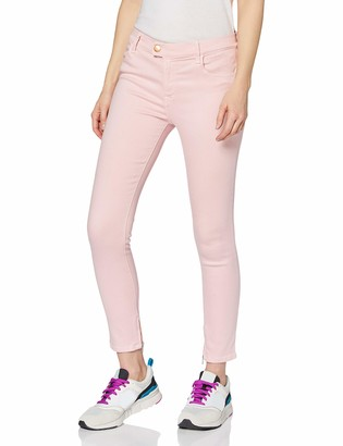 Replay Women's Touch Cropped Skinny Jeans