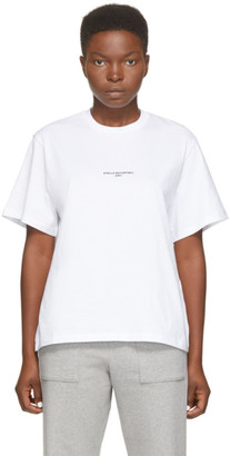 Stella McCartney White 2001 T-Shirt