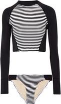 Tart Collections Cara striped bikini