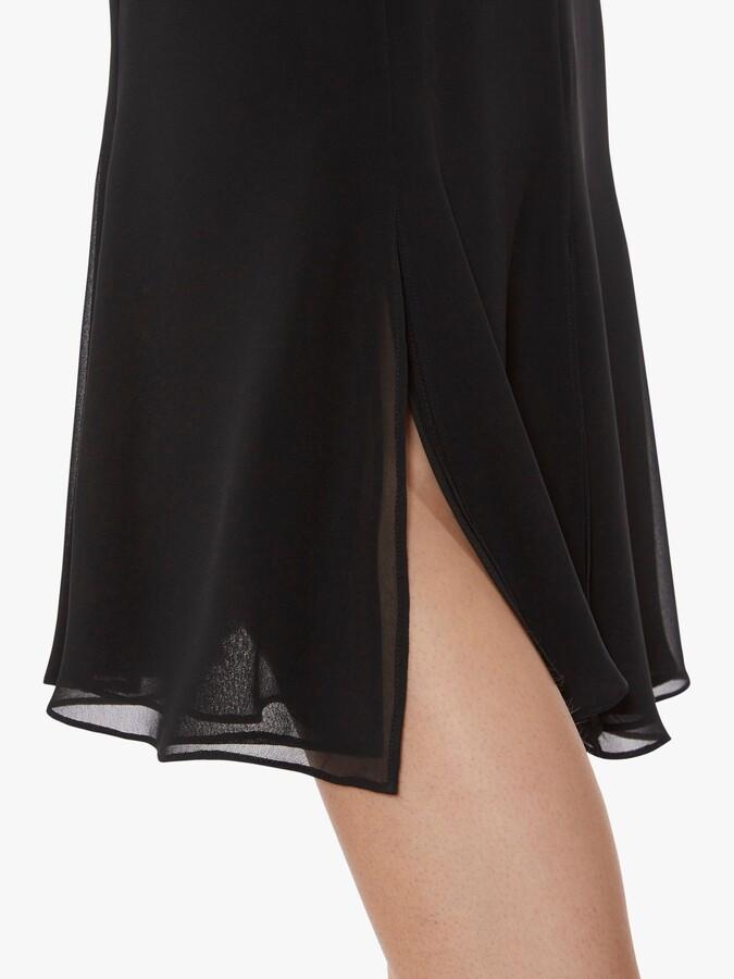 Thumbnail for your product : Gina Bacconi Chiffon Midi Skirt