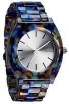 Nixon Women's 'The Time Teller Watercolor' Watch, 39Mm X 37Mm