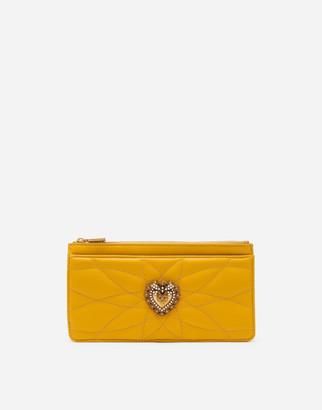 Dolce & Gabbana Large Devotion Card Holder