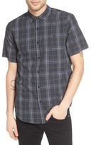 Ezekiel Men's Plaid Woven Shirt