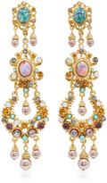 Ben-Amun Ben Amun Boho Chic Multi-Stone Earrings