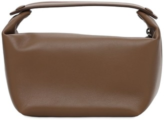 The Row Les Bains Smooth Leather Bag