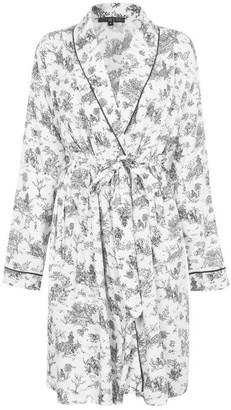 Biba Woven Robe