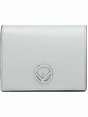 Fendi Compact Logo Wallet