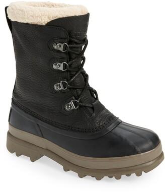 Sorel Caribou Stack Waterproof Snow Boot